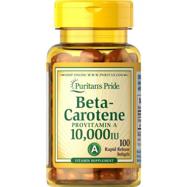 Betacaroten 10000 IU-100 capsule