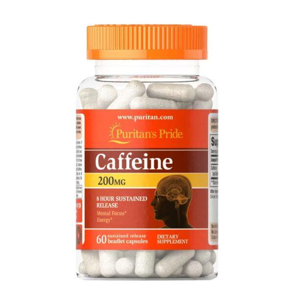 Cafeina 200 mg-60 capsule