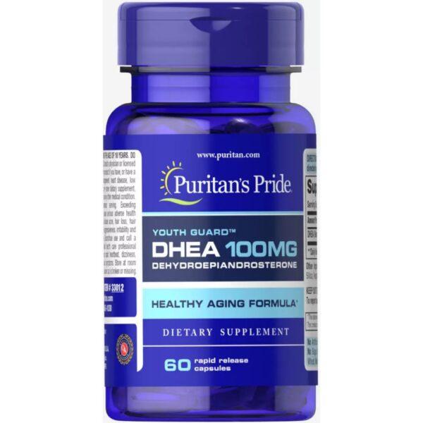 DHEA 100 mg-60 capsule