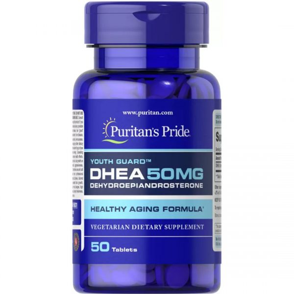 DHEA 50 mg-50 tablete