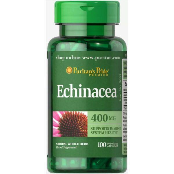 Echinacea 400mg-100 capsule