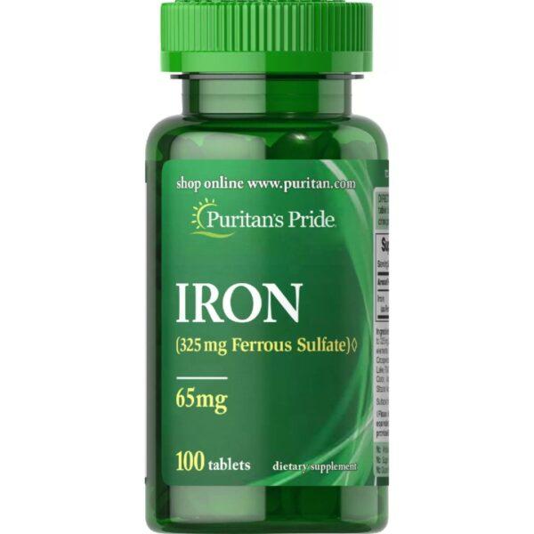 Fier 65 mg 100-tablete