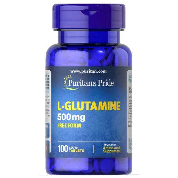 L Glutamina 500 mg-100 tablete