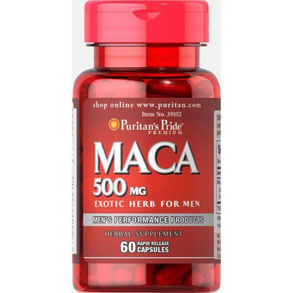 MACA 500 mg-60 capsule