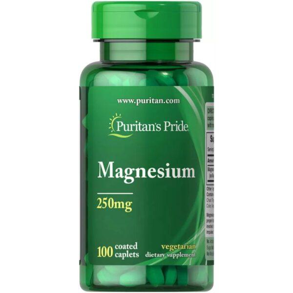 Magneziu 250 mg-100 comprimate