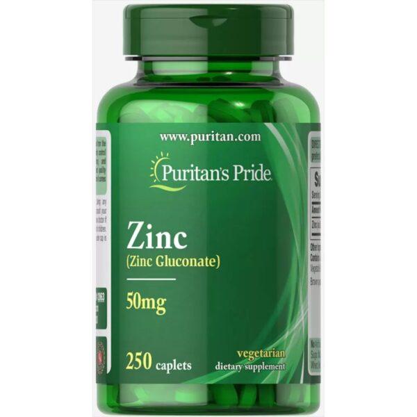 Zinc 50 mg-250 tablete