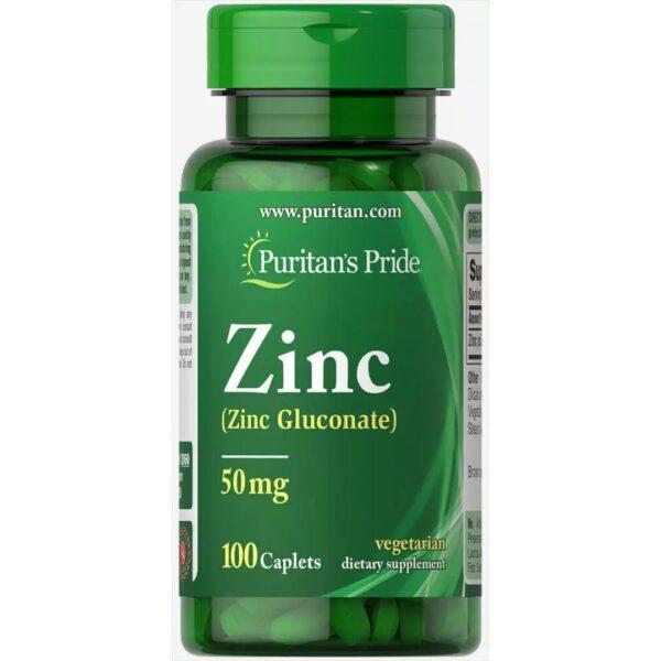Zinc 50 mg-100 tablete