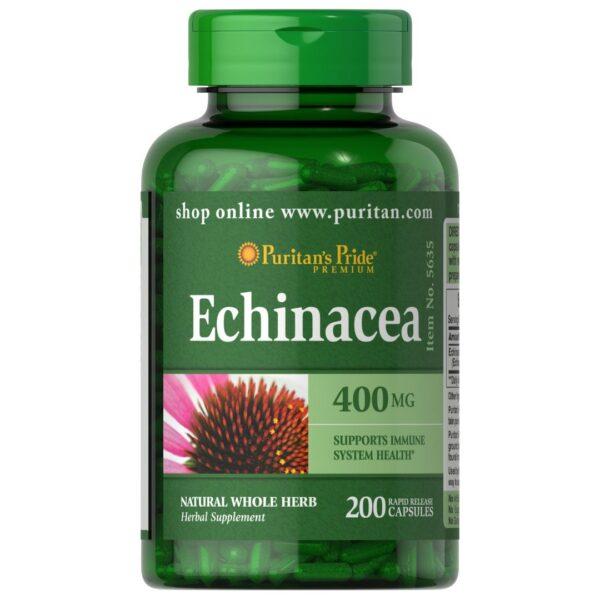 Echinacea 400 mg-200 capsule