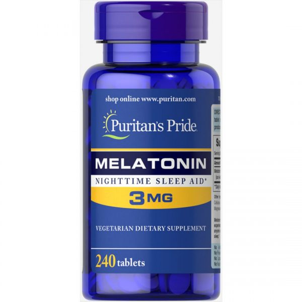 Melatonina 3mg-240 tablete