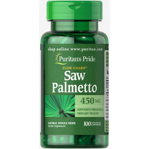 PROSTATA Saw Palmetto 450mg-100 capsule