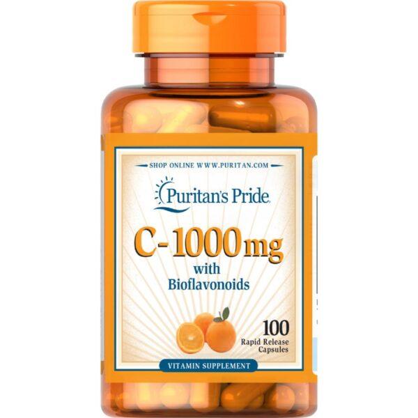 Vitamina C 1000 mg-100 capsule