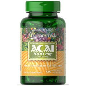 Acai 1000 mg-120 capsule