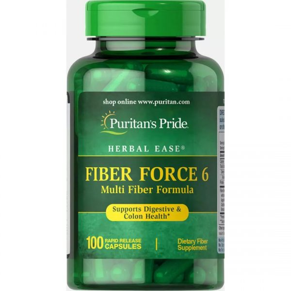 Fiber Force Formula-100 capsule