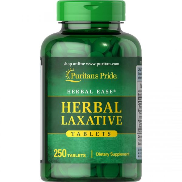 Herbal Laxative-250 tablete