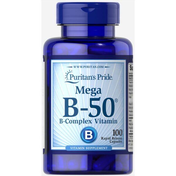 Vitamina B 50 ® Complex-100 comprimate