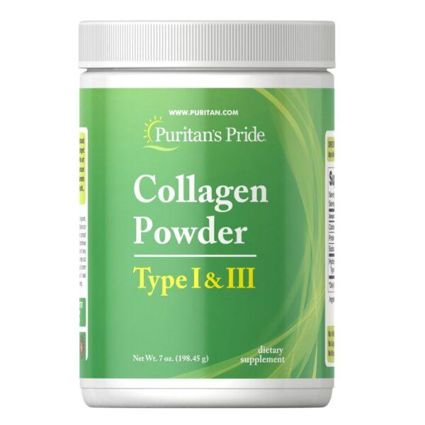 Colagen Hidrolizat tip I & III pulbere-198,45 g