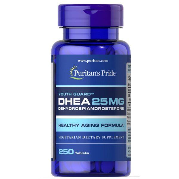 DHEA 25 mg-250 tablete