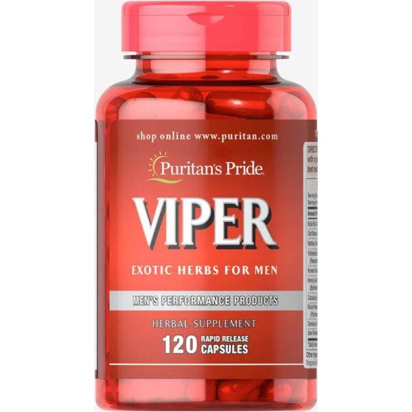 VIPER-Potenta sexuala-120 capsule