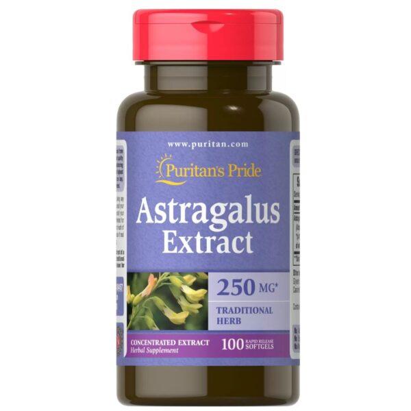 Astragalus 1000 mg-100 capsule