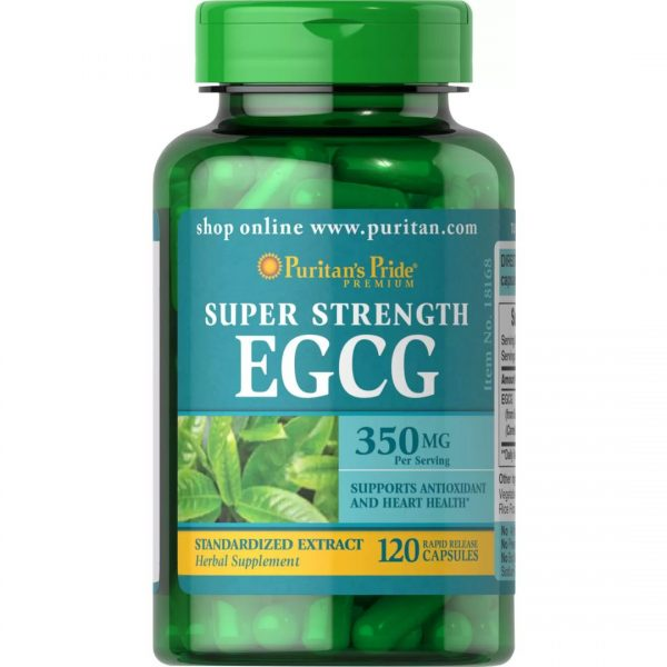 EGCG(Extract natural Ceai Verde)-120 capsule