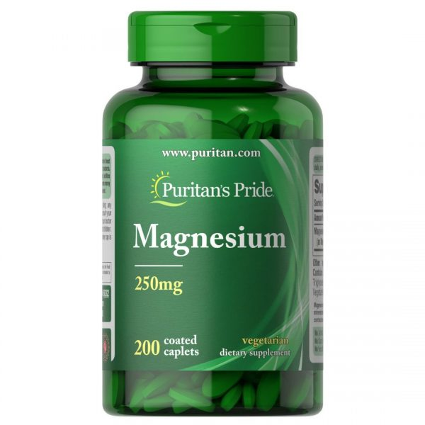 Magneziu 250 mg-200 comprimate