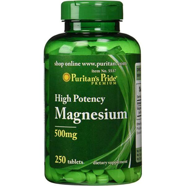 Magneziu 500 mg-250 tablete