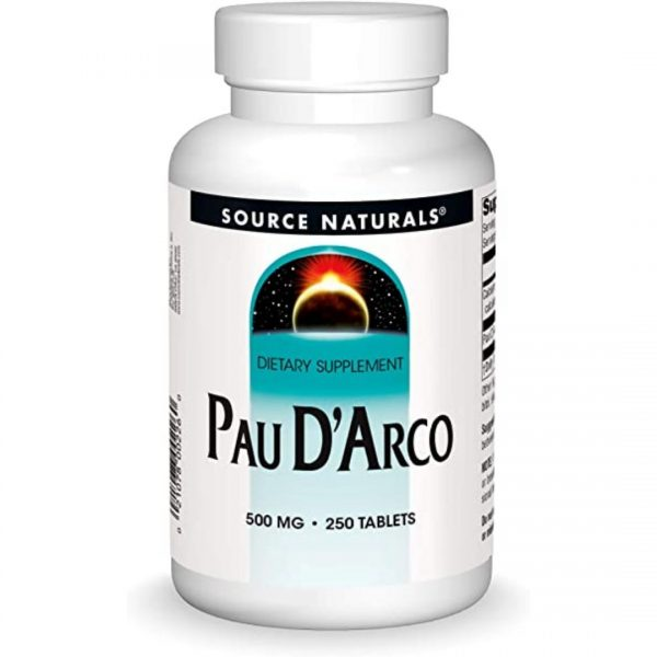 PAU D'ARCO 500 MG-100 tablete