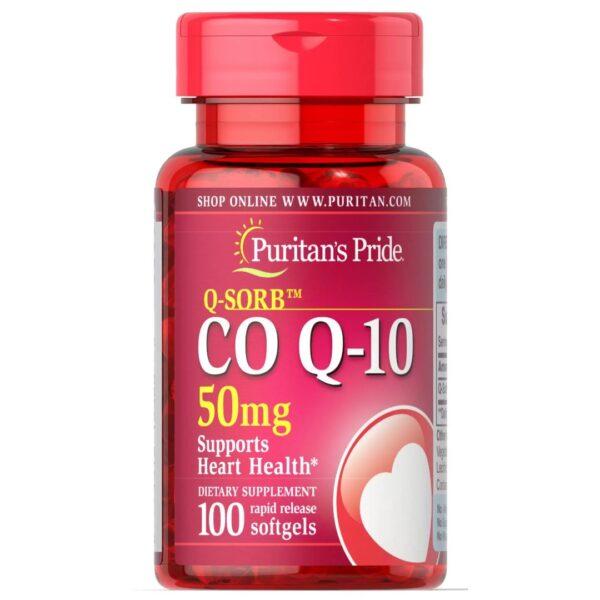 Coenzima Q10 50 mg-100 capsule