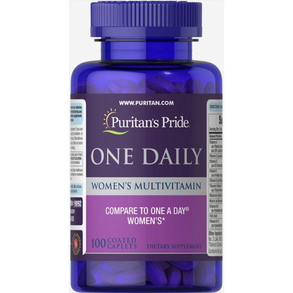 Multivitamine si Minerale pentru Femei-100 comprimate