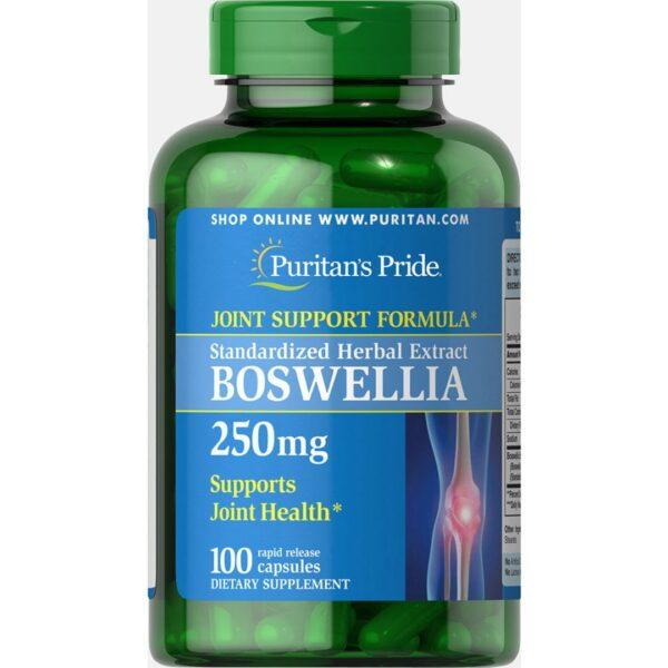 Boswellia Extract Tamaie indian 250 mg-100 capsule