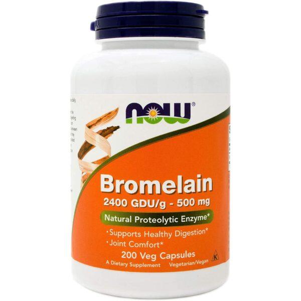 Bromelaina 500 mg-120 capsule