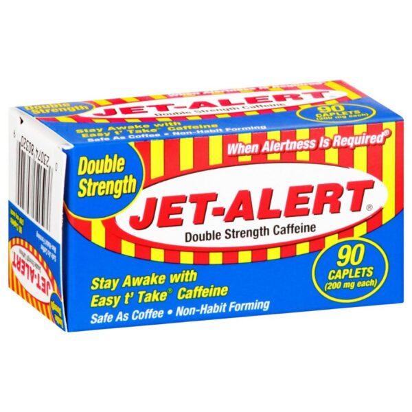 Cafeina Jet Alert-90 comprimate