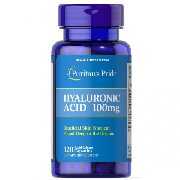 Acid Hialuronic 100 mg-120 capsule