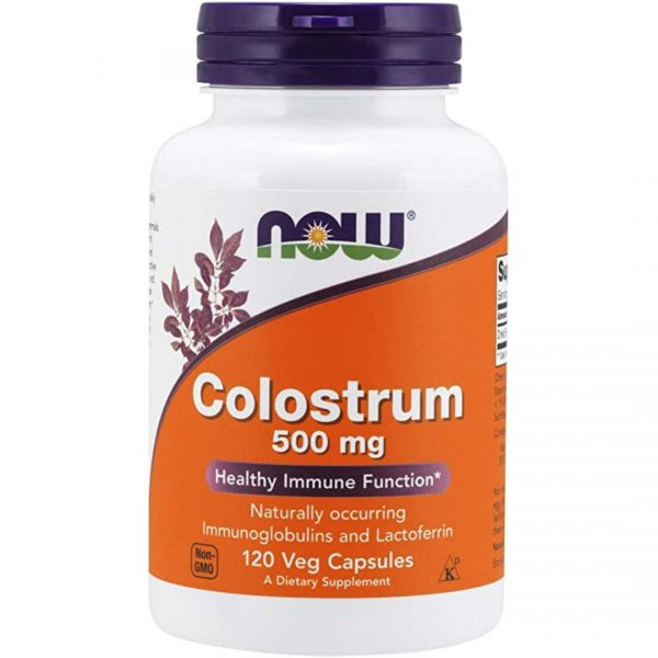 Colostrum 500 mg-120 capsule