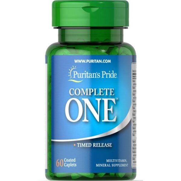Complete One Multivitamine-Minerale-60 tablete