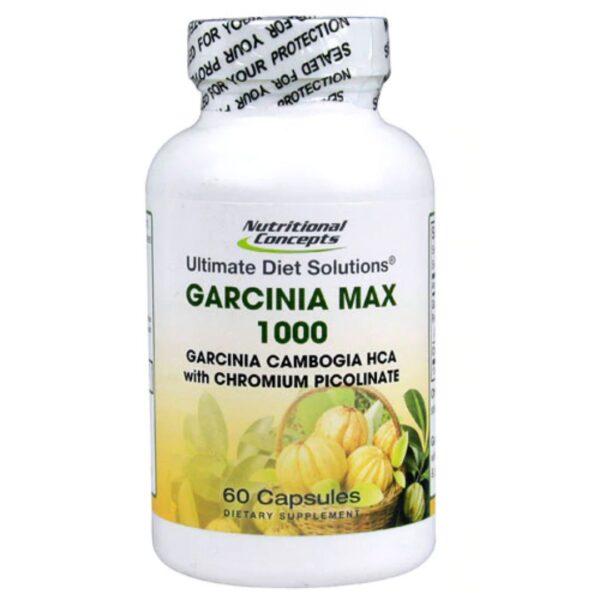 Garcinia Cambogia cu Crom Picolinat-60 capsule