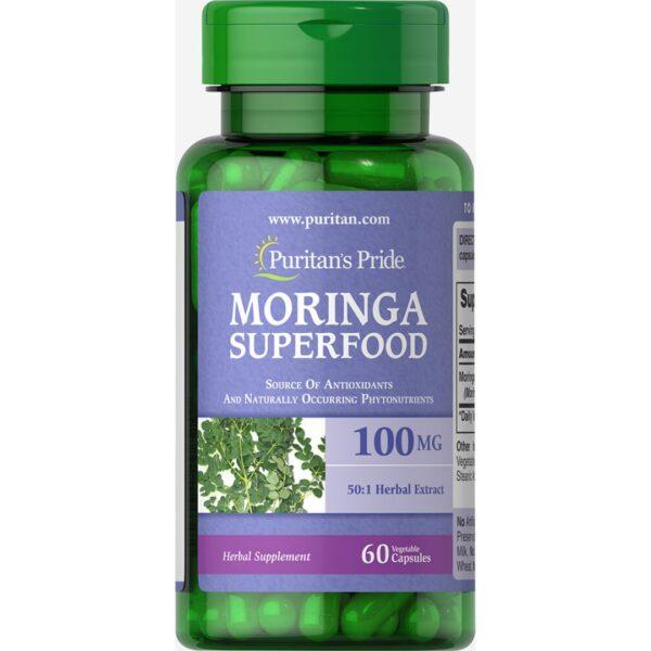 Moringa 100 mg-60 capsule