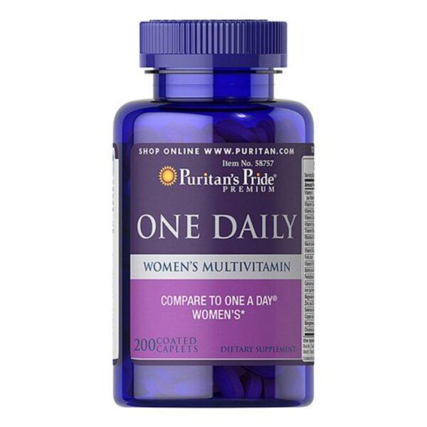 Multivitamine si Minerale pentru Femei-200 comprimate