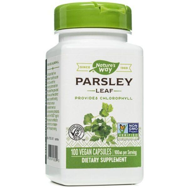 Patrunjel frunze 450 mg-100 capsule