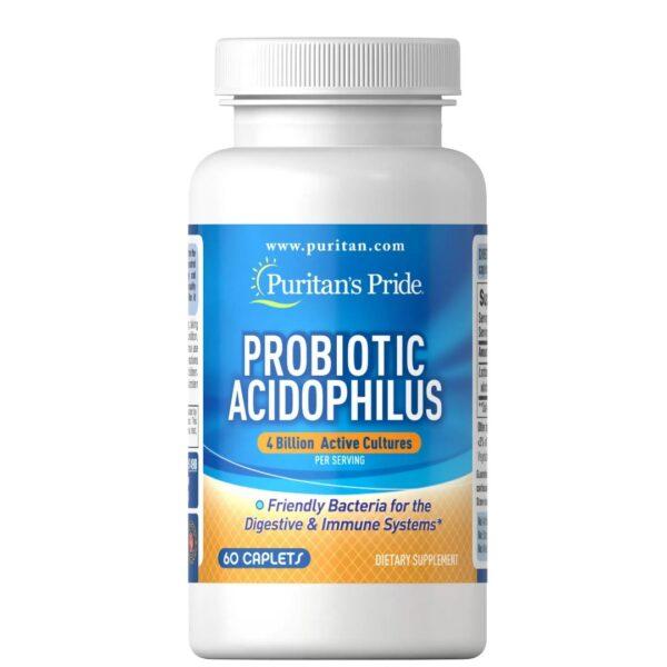 Probiotic Acidofilus 2 bilioane-60 comprimate