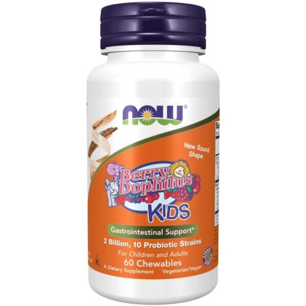 Gastrointestinal Suport pentru copii si adulti-60 masticabile