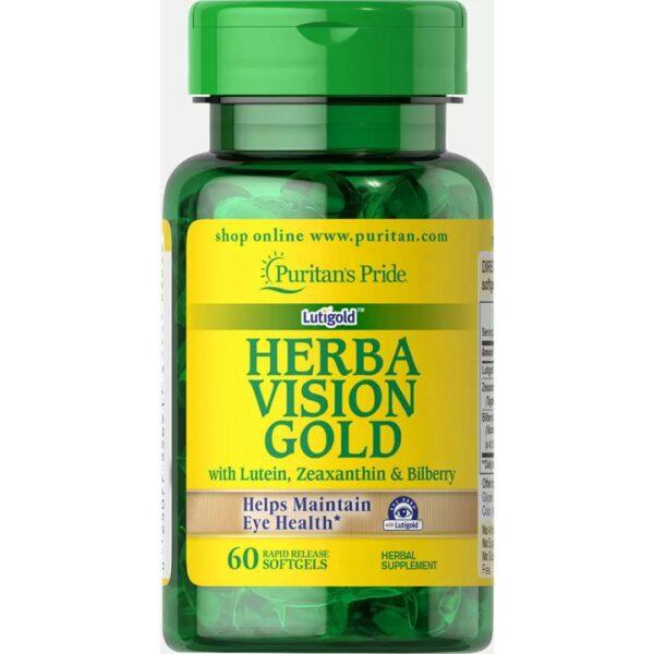 Herba Vision Gold-60 capsule