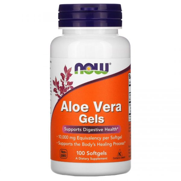 Aloe Vera 10 000 mg-100 capsule