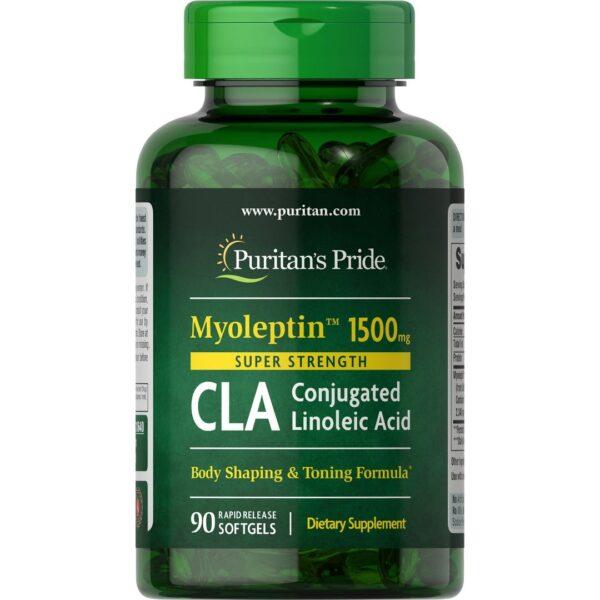 CLA 1500 mg Myo-Leptin™1500 mg-90 capsule