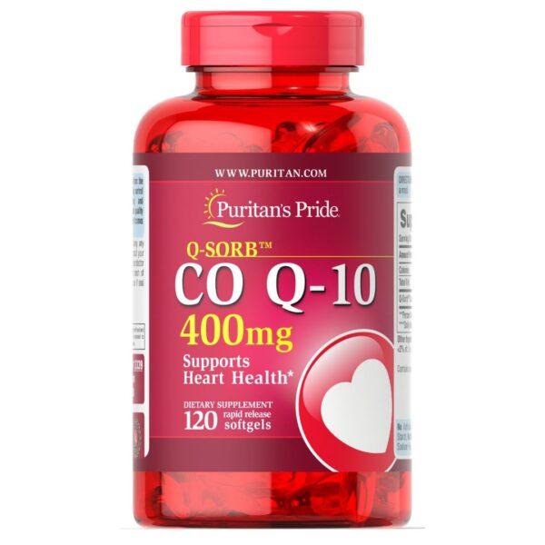 Coenzima Q 10 400 mg-120 capsule