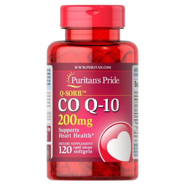 Coenzima Q 10 200 mg-120 capsule