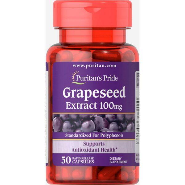 Extract din Seminte de Struguri-50 capsule