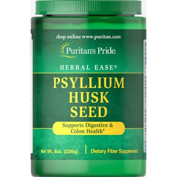 Coji de Psyllium 100% Natural-226 g