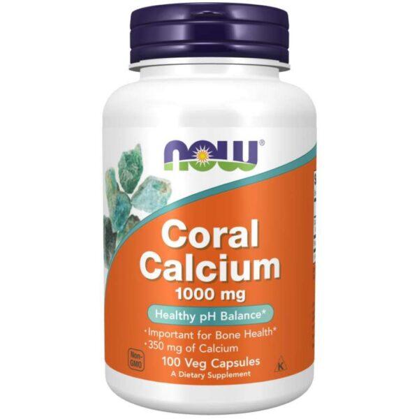 Coral Calciu 1000 mg-100 capsule