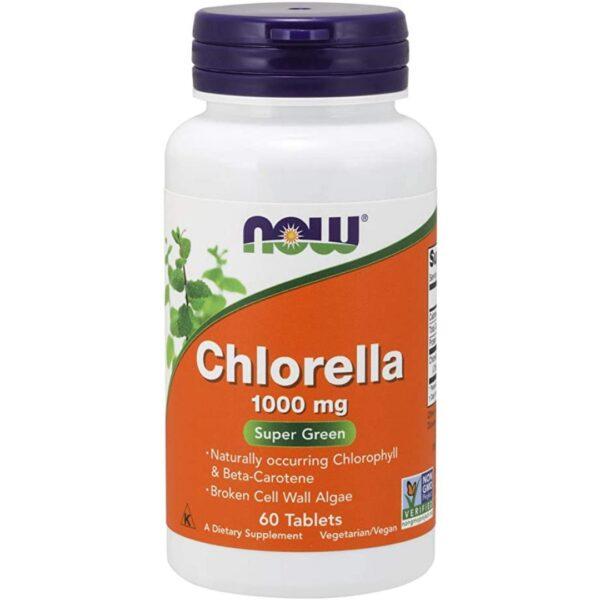 Chlorella 1000 mg-60 comprimate